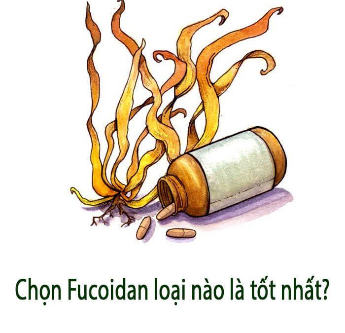 Chọn Fucoidan loại nào là tốt nhất?