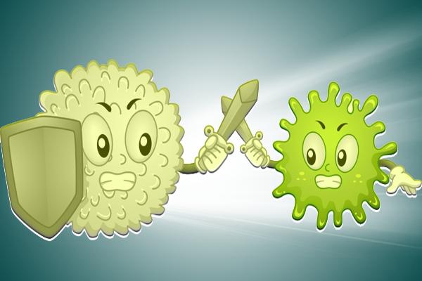 Tìm đâu đòn bẩy sinh học của sức kháng bệnh?